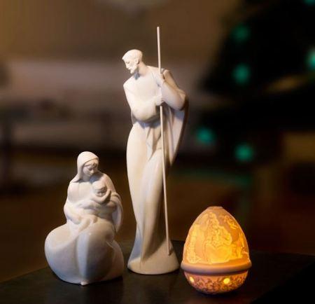 Lladro Christmas selection