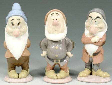 Lladro Disney collection