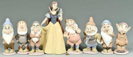 Full Lladro Disney Collection