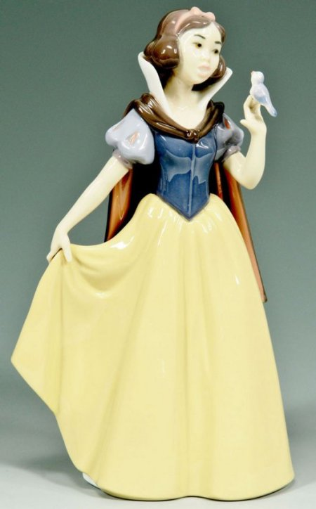 Lladro Disney Snow White