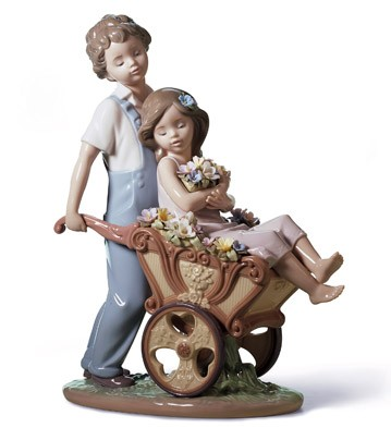 Lladro 06850 THE PRETTIEST OF ALL