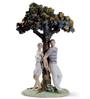 Lladro 08580 THE TREE OF LOVE