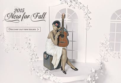 Lladro 2015 New for Fall