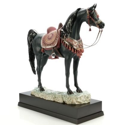 Lladro ARABIAN PURE BREED