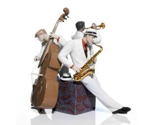 Lladro Jazz Trio 1