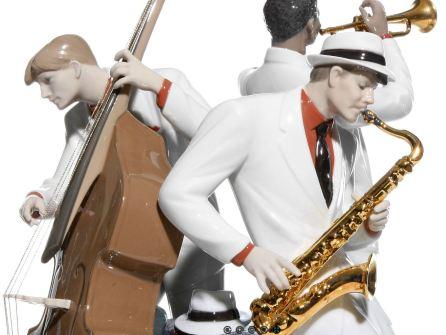 Lladro Jazz Trio 4