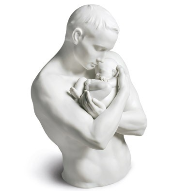 Lladro Paternal Protection