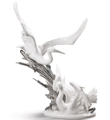 lladro-cranes-re-deco