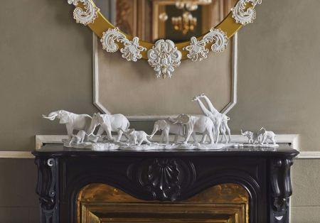 Lladro porcelain decoration